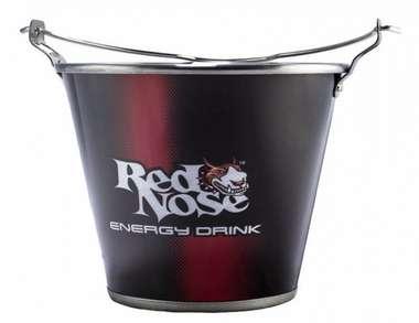 Balde para cerveja - Red Nose