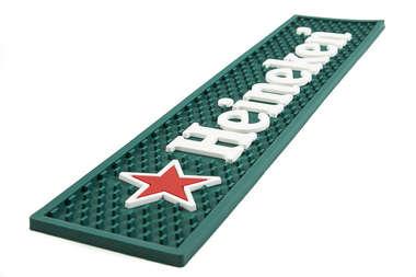 Base para copos - Heineken