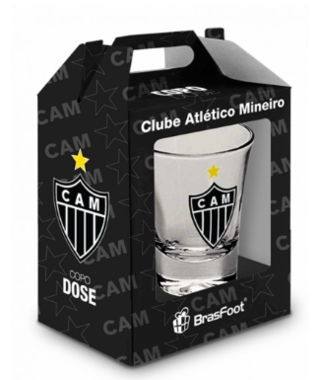 Copo Pinguinha - Clube Atlético Mineiro Oficial  - 60 ml