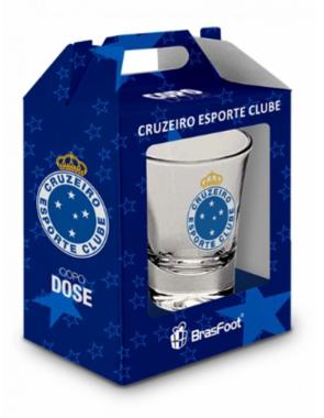 Copo Pinguinha - Cruzeiro Oficial  - 60 ml