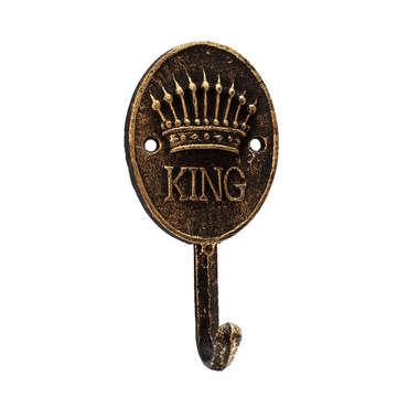Porta Objetos Ferro King - 16 x 8 x 4 cm