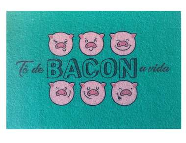 Tapete Bacon - 40 x 60 cm