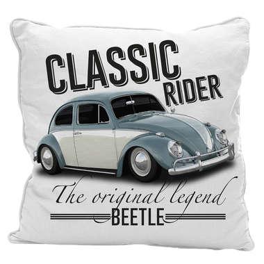 Capa de Almofada Beetle - Volkswagen Coleção Oficial - 45x45cm