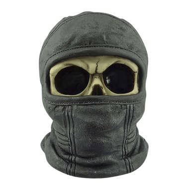 Caveira de Resina - Ninja