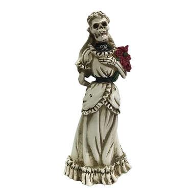 Caveira de Resina - The Bride