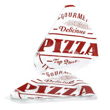 Kit Pratos de Pizza - 2 und