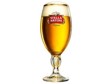 Cálice para cerveja Stella Artois 250ml