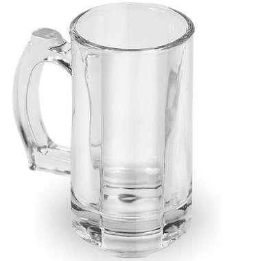 Caneca Beer Vidro 360ML - Especial para freezer