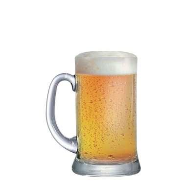 Caneca Cerveja Baviera -  540 ml (Itália)