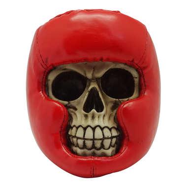 Caveira de Resina - Boxer