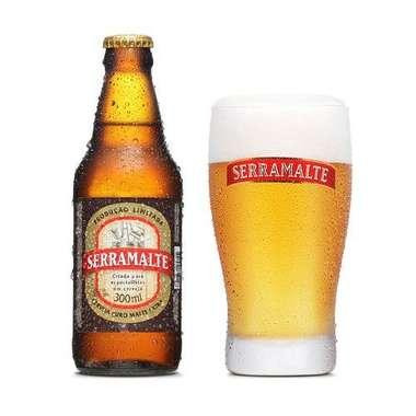 Conjunto 4 Copos Serramalte 340 ml