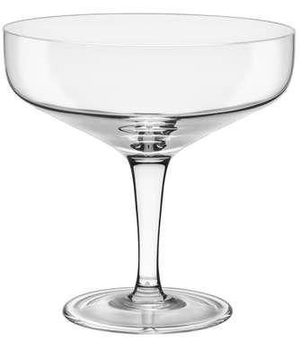Conjunto 6 taças de Cristal Clássica 220 ml  - Oxford Crystal