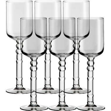 Conjunto 6 taças para vinho tinto 350 ml - Linha Profissional