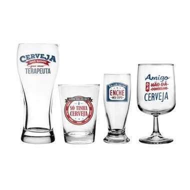 Conjunto Cervejeiro Boteco - 4 unidades