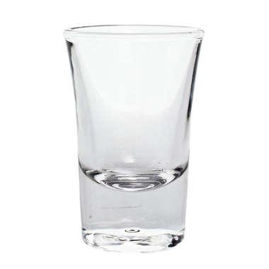 Conjunto Shot Vidro - 6 unid 45 ml