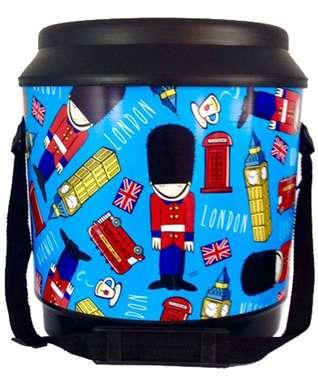 Cooler térmico com alça 24 latas - London