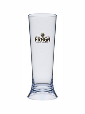 Copo Acrílico Cerveja 300 ml - Cervejaria Fraga