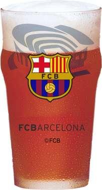 Copo Cerveja Barcelona Estádio 470 ml - Coleção Oficial