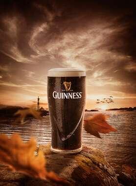 Copo Cerveja Guinness - 510 ml