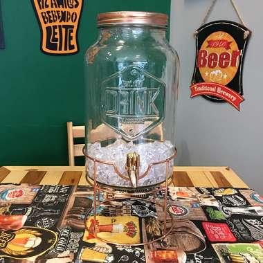 Dispenser para bebidas Rose - 5,6 litros
