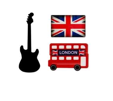 Jogo de imãs - Londres