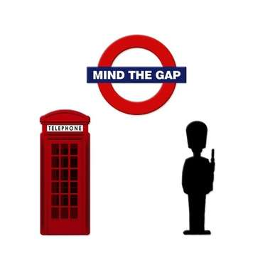 Jogo de imãs - Mind The Gap
