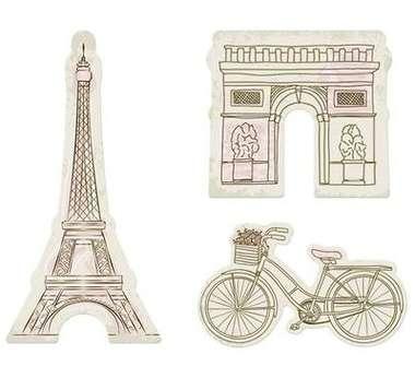 Jogo de imãs - Paris