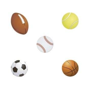 Jogo de imãs - We love Sports