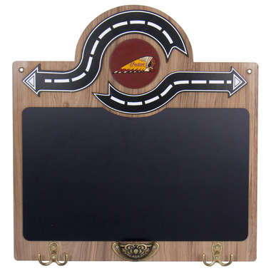 Quadro Negro Lousa Decorativo - Indian