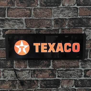 Luminoso Texaco - 50 cm