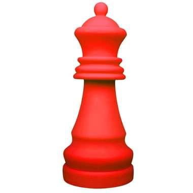 Luminária Formato Rainha - Vermelha