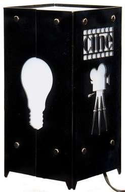 Luminária de Mesa - Cine