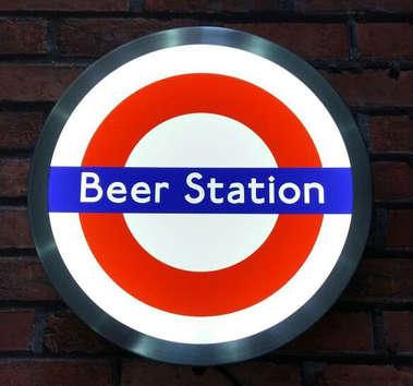 Luminoso Beer Station - 31cm