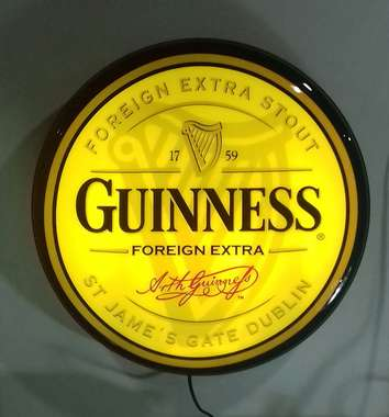Luminoso Guinness - 40 cm