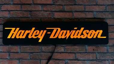 Luminoso Harley Davidson- 70cm