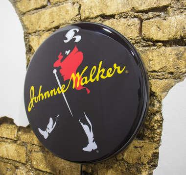 Luminoso Johnnie Walker - 40 cm