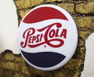 Luminoso Pepsi - 40 cm