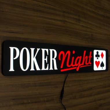 Luminoso Poker - 70cm