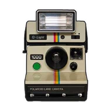 Porta chaves Polaroid