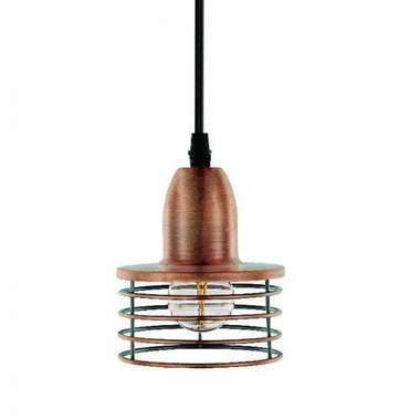 Pendente Metal Cobre 6554 -Mart Collection