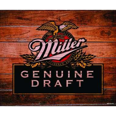 Placa Decorativa MDF - Miller