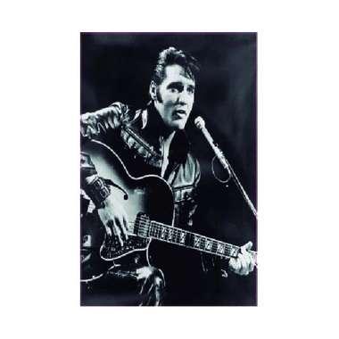 Placa em MDF - Elvis
