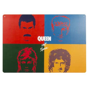 Placa em MDF - Queen