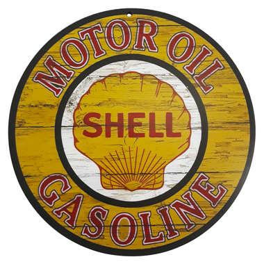 Placa em MDF - Shell