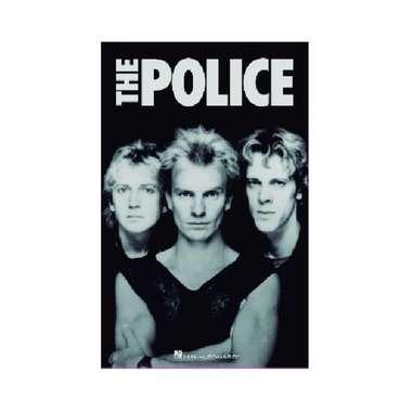 Placa em MDF - The Police