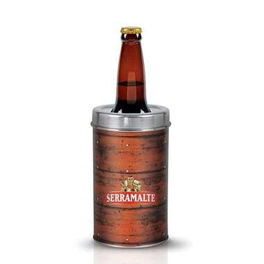 Porta Cerveja Garrafas 600 ml - Serramalte