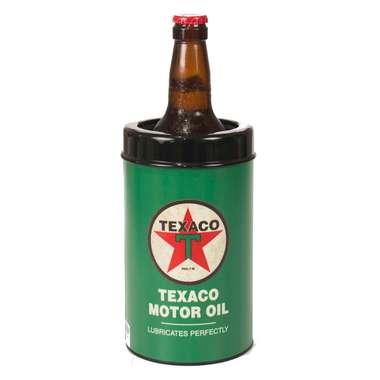 Porta Cerveja Garrafas 600 ml - Texaco Retrô