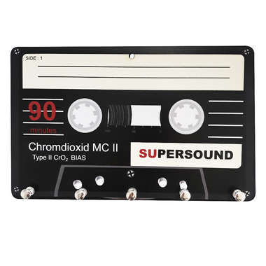 Porta Chaves MDF - Fita Super Sound