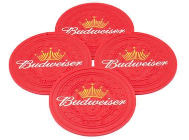 Porta Copos - Budweiser - 4 und