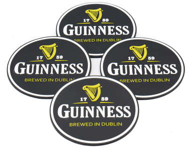 Porta Copos - Guinness - 4 und